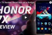 Honor 7X International Giveaway