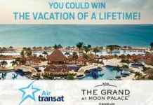 CTV News Vacation is Still Calling Contest