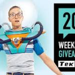 TekSavvy 20 Weeks Of Giveaways