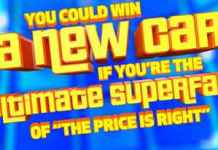 The Price is Right Superfan Contest