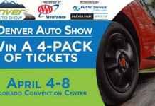 KDVR Denver Auto Show Contest