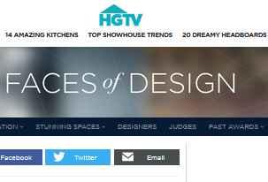 HGTV Faces Of Design Sweepstakes 2018 (www hgtv com