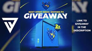 NZXT Ninja PC Giveaway