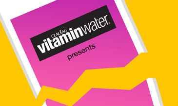 Vitamin Water Smartphone Contest