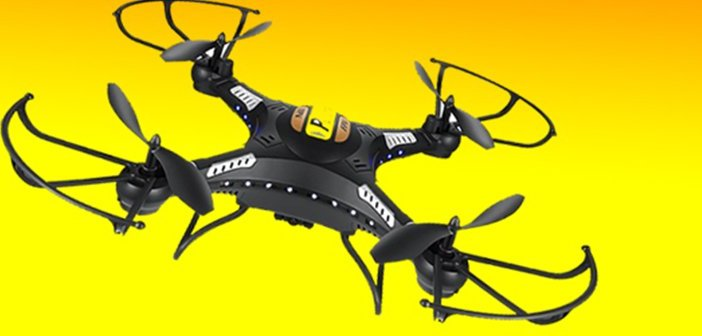 Potensic Drone with HD Camera Giveaway