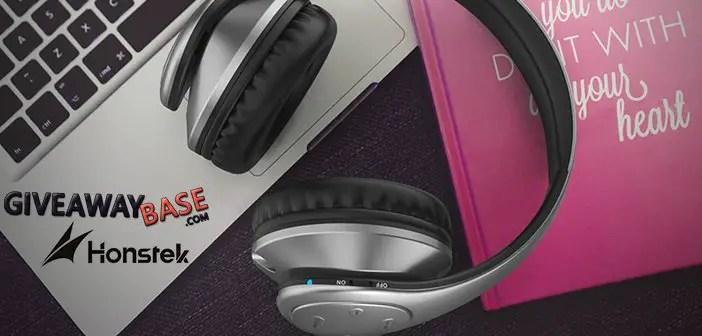 Honstek Picun P7 Headphones and UiiSii T8 In-ear Earphones Giveaway