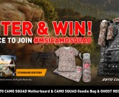 MSI Z270 Camo Squad Motherboard and Ghost Recon Game Giveaway