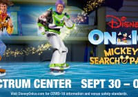Disney On Ice At Spectrum Center Sweepstakes