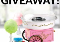 Nostalgia Summer Festivals And Cotton Candy Giveaway - Win Cotton Candy Maker