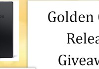Golden Curse Release Giveaway