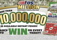 GPM Investments fa$ Million Sweepstakes And Scratch Card Game