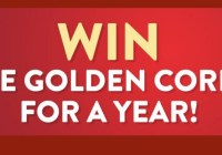 Golden Corral For A Year Sweepstakes