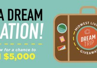 Midwest Living 2019 Dream Trip Giveaway