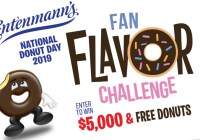 Entenmanns Fan Flavor Challenge And Sweepstakes