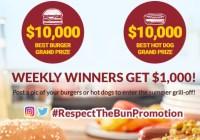 Pepperidge Farm Respect The Bun Contest