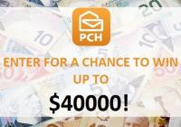 Pch.com Aces High Sweepstakes