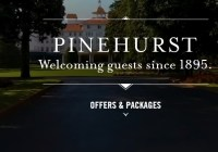 Pinehurst Resort Donald Ross Package Giveaway