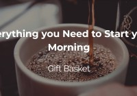 Amora Coffee Everything You Need To Start Your Morning Sweepstakes