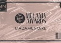 MadameNoire Melanin Awards Sweepstakes