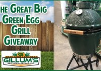 B97 FM Great Big Green Egg Grill Giveaway