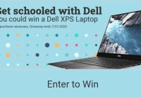 Get Schooled With Dell Back To School Giveaway