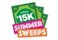 Redbox $15K Summer Sweepstakes