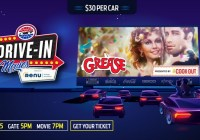 iHeartMedia CMS Drive In Move GREASE Sweepstakes