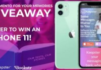 Bookstr A Memento For Your Memories Giveaway
