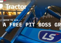 LS Tractor Win A Pit Boss Wood Pellet Grill Sweepstakes
