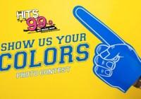 Show Us Your Team Colors Photo Contest