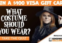 Goodwill Industries Which Halloween Costume Should They Wear Contest