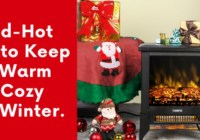 Electric Fireplace Giveaway