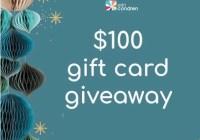$100 Erin Condren Gift Card Giveaway