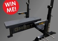 Ghost Strong Comp Bench Giveaway