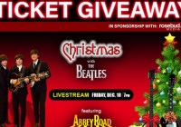 Mail Tribune Christmas With The Beatles Ticket Giveaway
