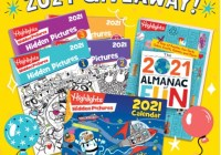 Highlights Consumer Services, Inc. Highlights 2021 Giveaway