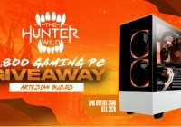 The Hunter Wild $1,800 Gaming PC Giveaway
