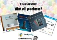 Windwalker Media Kindle Nation Giveaway