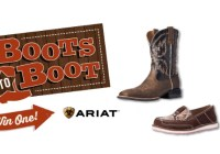 Murdoch Boots To Boots Contest