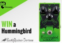 Premier Guitar Earthquaker Devices Hummingbird Giveaway