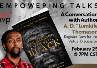 RSVP Conversation With The Author Of Permission To Be Black Sweepstakes