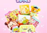 CatZ In Wonderland Kawaii Box Giveaway