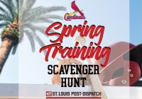 St. Louis Post-Dispatch Stltoday Spring Training Scavenger Hunt Sweepstakes