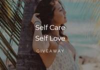 Tiny Rituals Self Care Self Love Giveaway