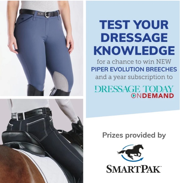 Dressage Today Giveaway