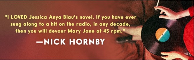 HarperCollins Mary Jane Sweepstakes