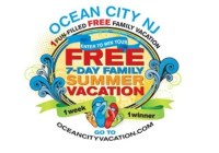 Ocean City Vacation Giveaway