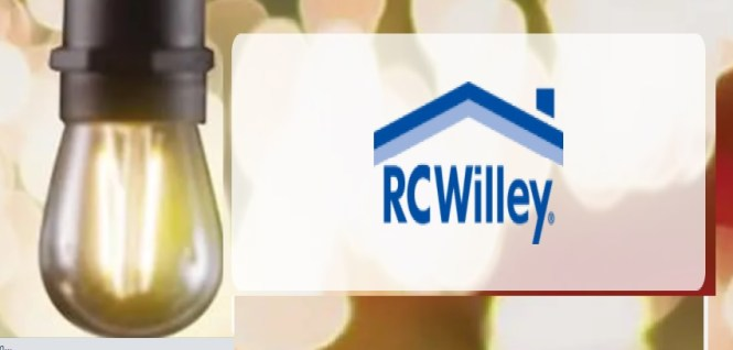 RC Willey Home Furnishings RC Willey Giveaway