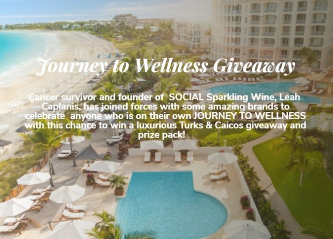 Journey To Wellness Giveaway