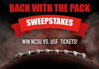 CBC New Media Group Back With The Pack Sweepstakes